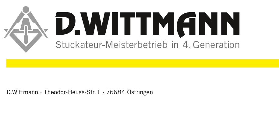Stuckateurfachgeschäft Wittmann