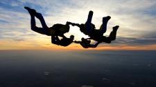 Fallschirmsprung Bruchsal
